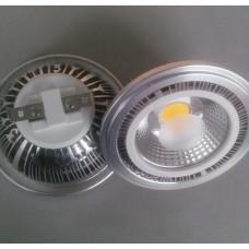 9w cob es111 ar111 gu10 g53 sockel led spot birnen leuchtmittel reflektor lampe. Black Bedroom Furniture Sets. Home Design Ideas