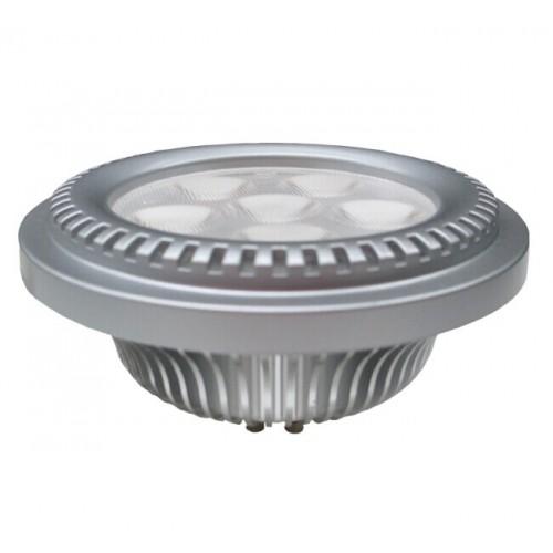 7w 9w 10w es111 gu10 sockel led leuchtmittel spot birne f r 50w 75w halogen strahler. Black Bedroom Furniture Sets. Home Design Ideas