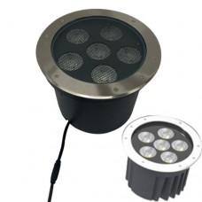50W/60W/70W 230V COB CREE LED Bodenstrahler Bodeneinbaustrahler  IP67 15/23/38/45/60˚