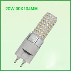 12W 16W 20W AC230V Keramik  G12 SMD2835 LED Leuchtmittel ersetzen Halogen Lampe