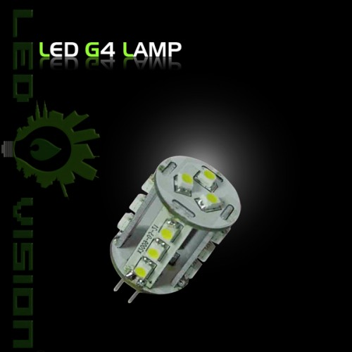 led lampe leuchtmittel g4 12volt 15er 3528 smd leds. Black Bedroom Furniture Sets. Home Design Ideas