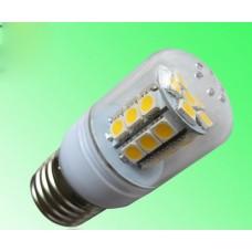 3,6w smd G9/E14/E27 LED Leuchtmittel Birnen Ministrahler mit Sockel G9/E14/E27, mit 24er 5050smd leds 230v, ohne Decke