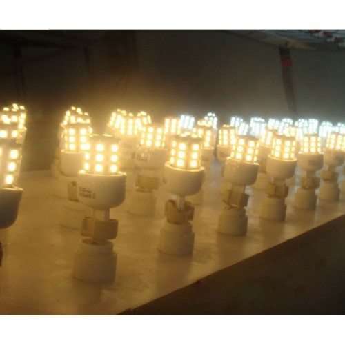 4 5w smd mini g9 led leuchtmittel birnen corn mit g9. Black Bedroom Furniture Sets. Home Design Ideas