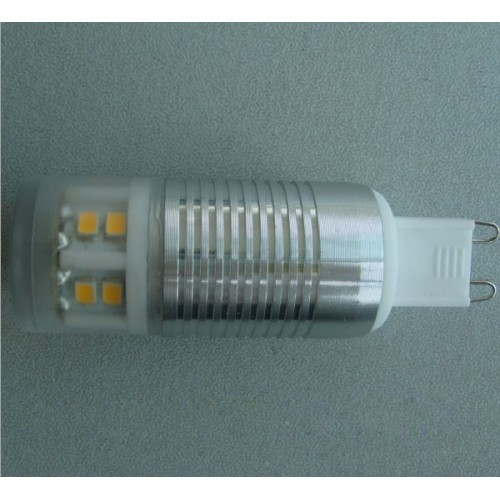 4w smd mini g9 led leuchtmittel birnen mit g9 sockel 18er epistar 2835smd 230v dimmbar nicht. Black Bedroom Furniture Sets. Home Design Ideas
