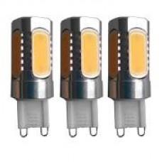 5W COB LED G9 Leuchtmittel Birnen Mais Leuchte mit G9 Sockel 230v  Alu+Keramik