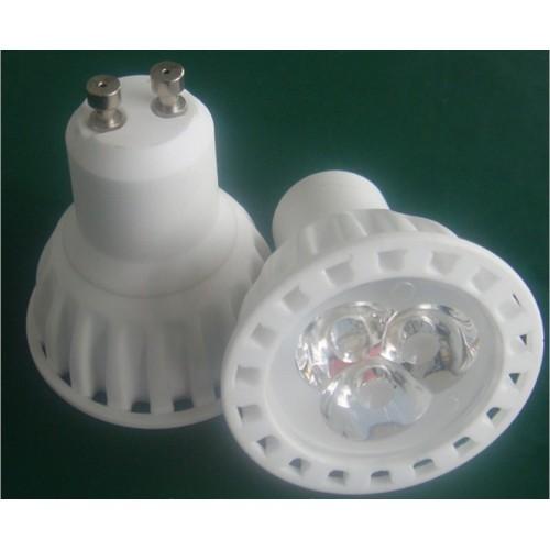 3w gu10 e27 led leuchtmittel strahler spotlight keramik lampenk per dimmbar 230v. Black Bedroom Furniture Sets. Home Design Ideas