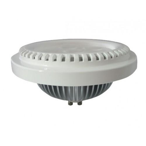 7w es111 gu10 led leuchtmittel strahler hochvolt reflektor 25 40 120 ersetzt 50w halogenstrahler. Black Bedroom Furniture Sets. Home Design Ideas