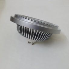 7w 10w 230v es111 gu10 led leuchtmittel strahler spot ersetzt bis 50w 75w halogenstrahler. Black Bedroom Furniture Sets. Home Design Ideas