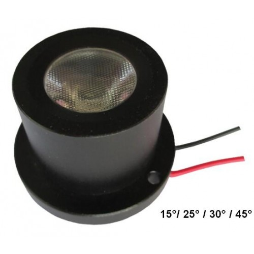 1w 3w 12v rund led auto moterrad module spot light standlichter wasserdicht ip65 rund pink blau. Black Bedroom Furniture Sets. Home Design Ideas