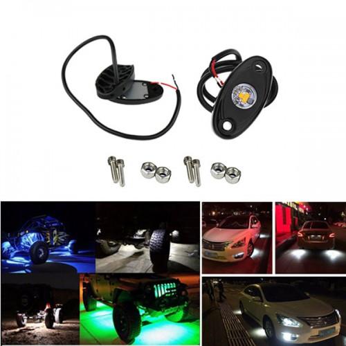 9W 12V 24V LED Auto Ambiente Leuchte Umrissleuchte Seitenleuchte ...