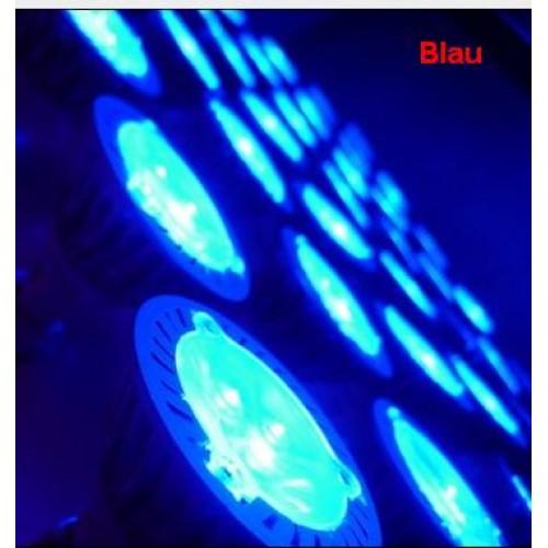1x3w mr16 ac dc12v led leuchtmittel lampe strahler spotlight orange amber blau. Black Bedroom Furniture Sets. Home Design Ideas