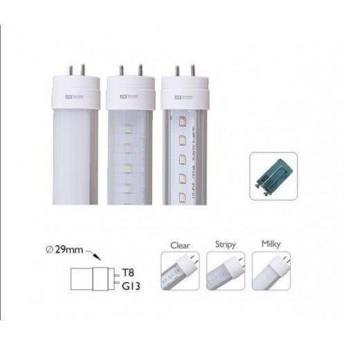 23w 150cm t8 g13 led r hre leuchtstoffr hre lampe 120xsmd2835 leds 230v. Black Bedroom Furniture Sets. Home Design Ideas