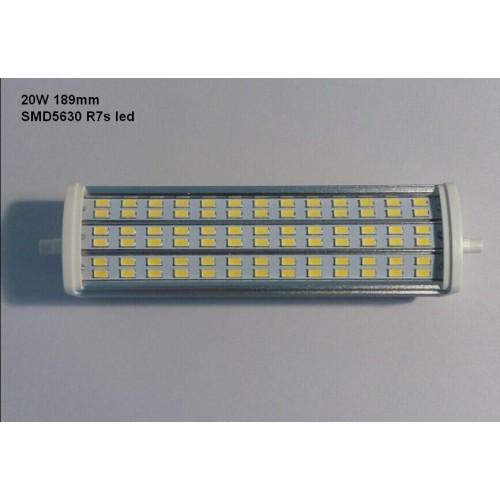 8 14 16 18w 78 118 135 189mm smd5630 r7s led leuchtmittel stehlampe stabbirnen dimmbar. Black Bedroom Furniture Sets. Home Design Ideas