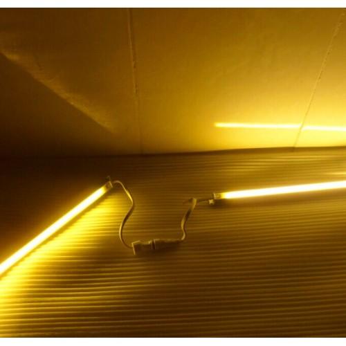 Ziemlich Led Lichtleiste Installation Fotos - Elektrische ...