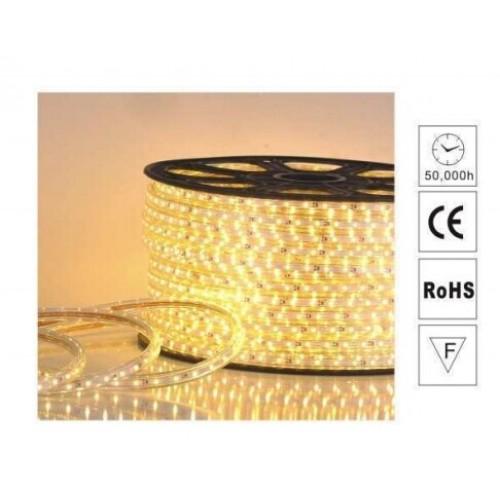 100m 220v 3528smd Led Flexibel Streifen Lichtschlauch Strips 60leds