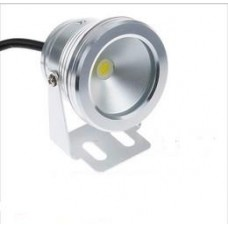 10W DC12Volt Reinweiß/Warmweiß LED Außenfluter Gartenlampe Strahler für Teich Garten IP65