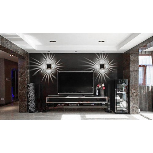 flurlampen led glas pendelleuchte modern. Black Bedroom Furniture Sets. Home Design Ideas