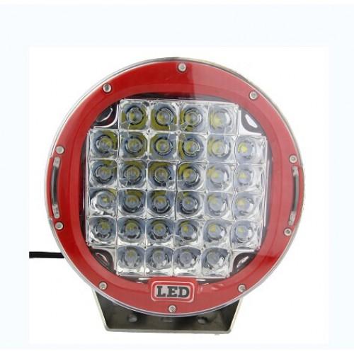 96w cree led scheinwerfer arbeitsscheinwerfer headlight. Black Bedroom Furniture Sets. Home Design Ideas
