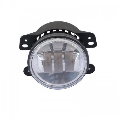 30W CREE LED Nebelscheinwerfer Nebellicht Nebelleuchte einbauen in ...
