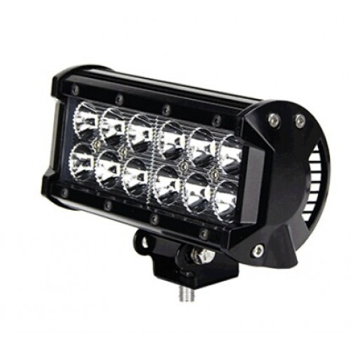36w cree led bar licht balken scheinwerfer f r offroad atv. Black Bedroom Furniture Sets. Home Design Ideas