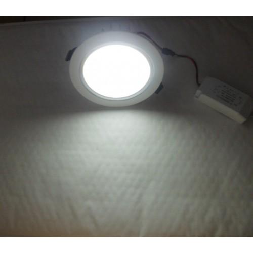 12w 4 inch diffus led deckenleuchten deckenstrahler einbau deckenlampe 230v dimmbar. Black Bedroom Furniture Sets. Home Design Ideas