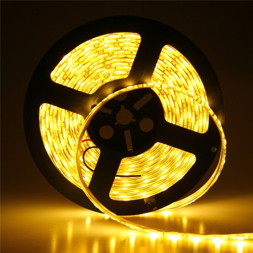 Outdoor 12 Volt 60leds Meter Led Strip Smd 5050 Rgb: 5050 SMD LED Flexibel Streifen Lichtband 60LEDs/Meter, 24W