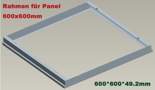 37w 43w led ultraslim led panels fl chenleuchten 308x3014 smd leds 230v 60x60cm. Black Bedroom Furniture Sets. Home Design Ideas