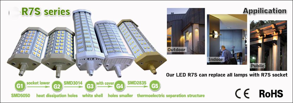 6w8w10w12w13w15w 78mm 118mm 135mm 189mm smd2835 led r7s led leuchtmittel dimmbar. Black Bedroom Furniture Sets. Home Design Ideas