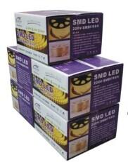 220v smd led flexibel streifen lichtschlauch ip67. Black Bedroom Furniture Sets. Home Design Ideas