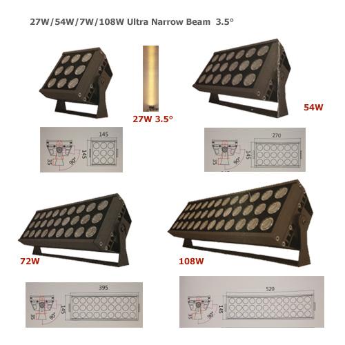 27w-54w-72w-108w-ac220v-ulra-narrow-beam-LED-Fluter-Strahler-Spot-3.5-Grad-Fassaden-Wand-Hotel-Beleuchtung-01